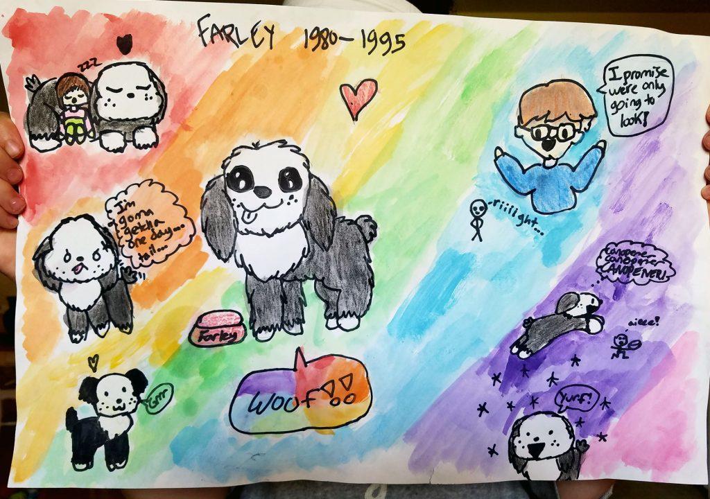 Farley Art Contest 1