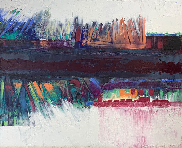Abstract painting two