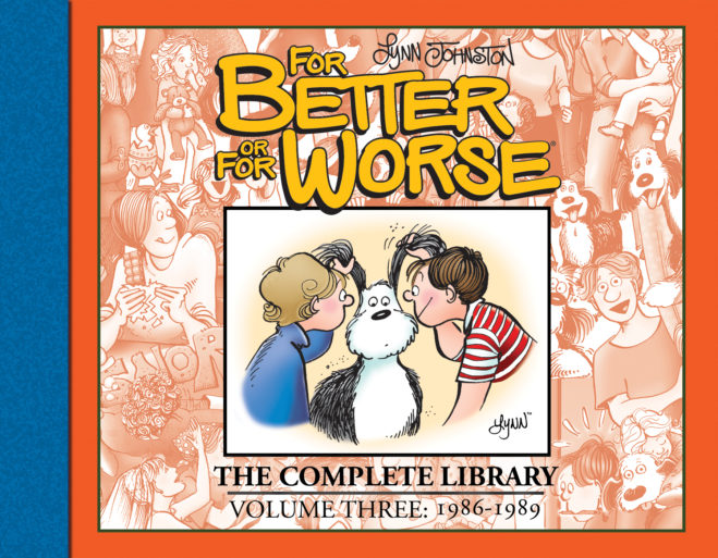 For Better or For Worse: The Complete Library Volume 3