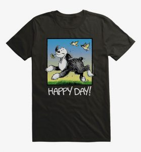 Hot Topic Happy Day t-shirt